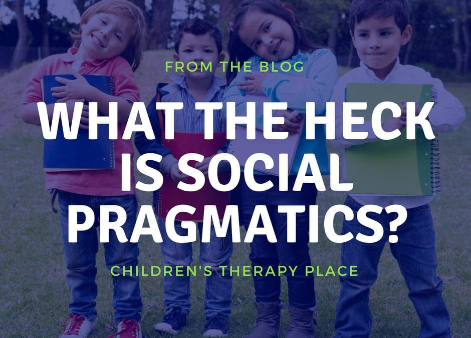 What the Heck is Social Pragmatics?