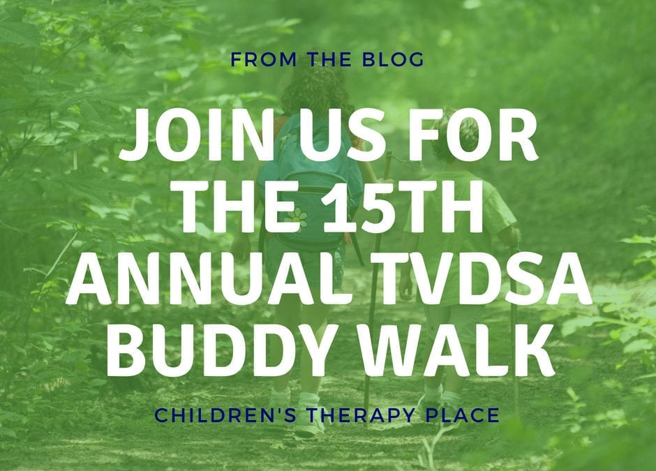 Join us for the 15th Annual TVDSA Buddy Walk