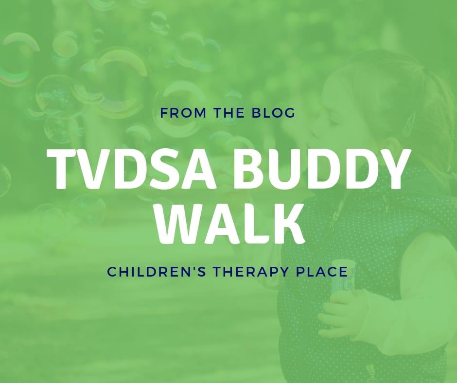 TVDSA Buddy Walk