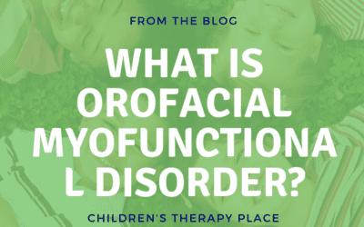 Orofacial Myofunctional Disorder