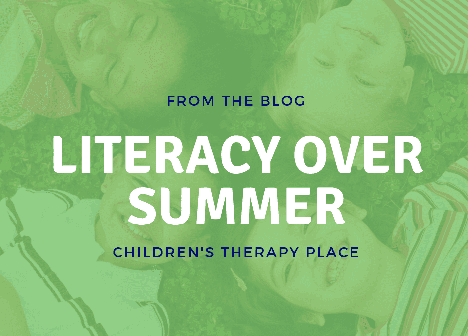 Maintaining Literacy Skills Over Summer Break