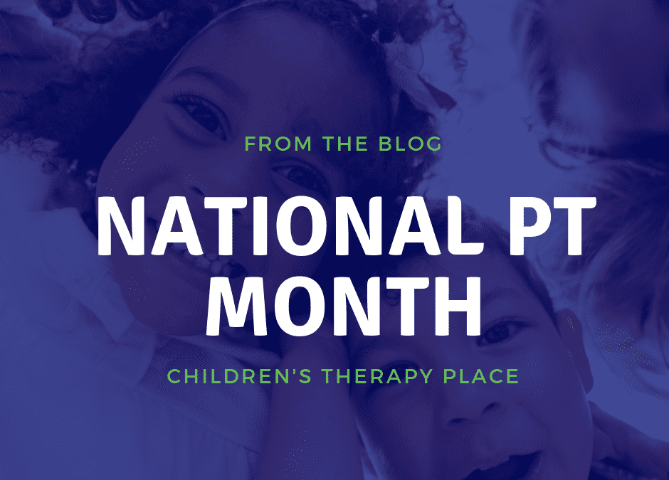 National PT Month