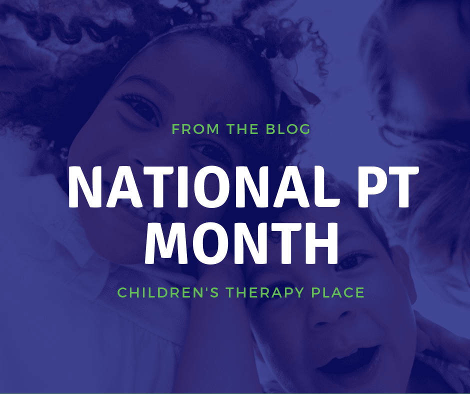 National PT Month