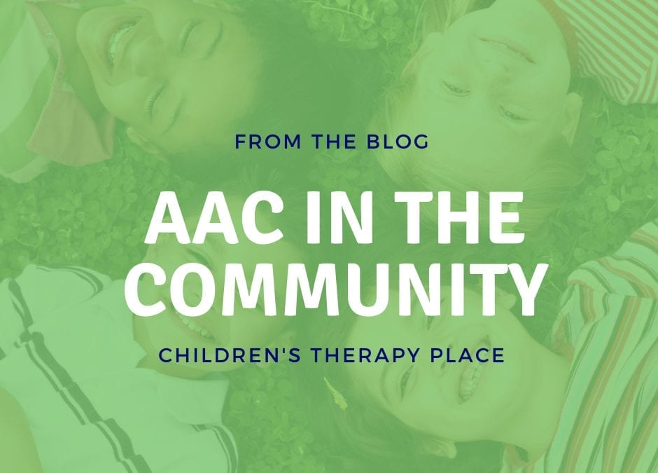 AAC in the community