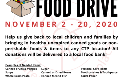 Thanksgiving Food Drive 2020